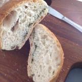 olive loaf, very tasty